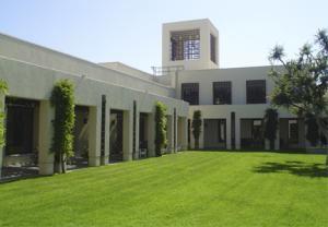 Beckman Lawn