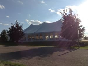 Events Marquee