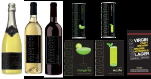 MADD Virgin Drinks