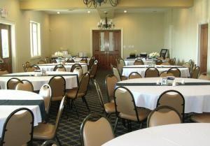 Clover Valley Golf Club Banquet Room