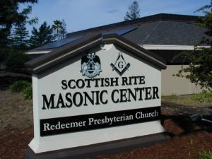 Scottish Rite Masonic Center