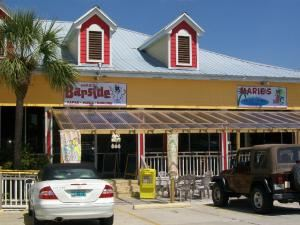 Marie's Bistro & Barside