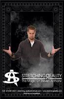 STRETCHING REALITY THE MAGIC OF STEVEN ANTONY