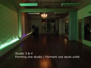 Studio X-3 Or X-4