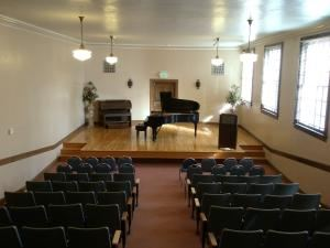 Keith A. Watt Recital Hall