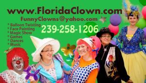 Florida Clown