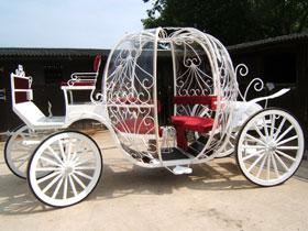 Mallisham's Glass Slipper Carriage Tours