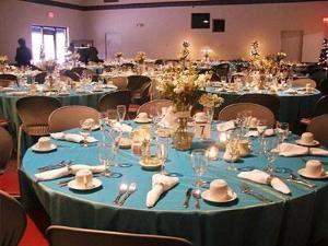 Windsor & Camelot Room Combined