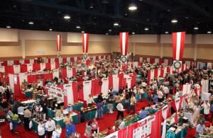 Exhibit Hall 140 Booths