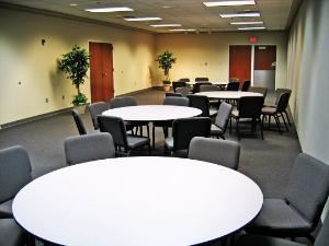Room 163A - Right wing - Large Conference Room