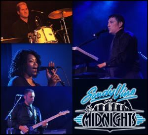 Sandy Vine And The Midnights - Windsor
