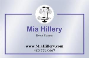 Mia Hillery Events