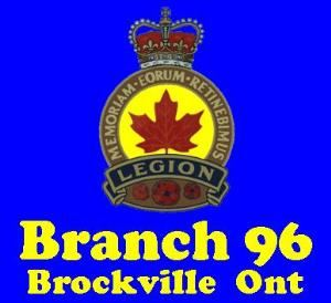 Royal Canadian Legion Brockville Ontario