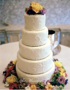 The Marrying Cake - boutique bakery