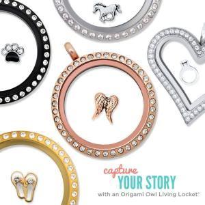 Origami Owl - Sandie Glass Independent Jewelry Designer