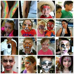 Fancy That Face Painting