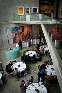 Leidy Atrium