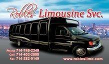 Robles Limousine Service