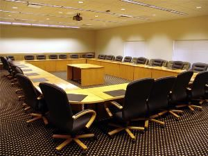 SGA Alumni Boardroom