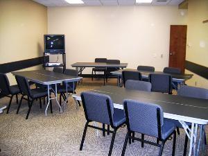 Room 118 – Classroom