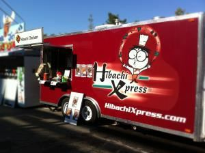 Hibachi Xpress Catering & Food Truck