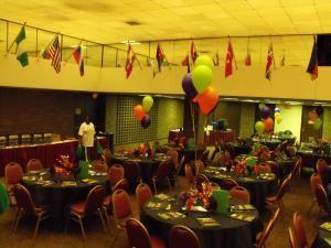 Wayne State Catering