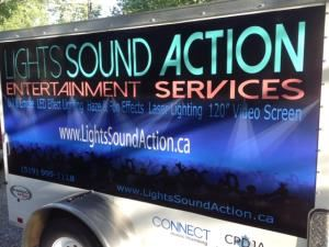 Lights Sound Action Entertainment Services