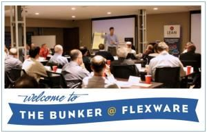 The Bunker @ Flexware Innovation