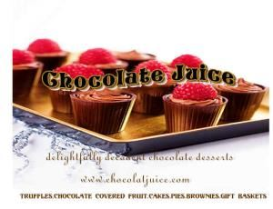 Chocolate Juice