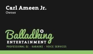 Balladking Entertainment