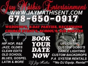 Jay Mathis Entertainment