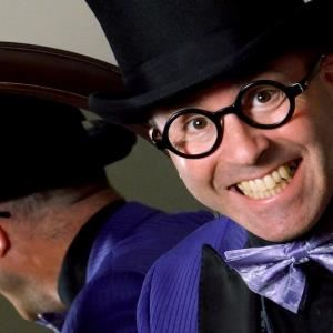 Magician Stuart MacDonald