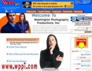 Washington Photography Productions Incorporated