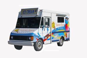 Sunny Days Ice Cream truck