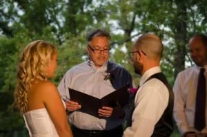 Casey Anderson - Wedding Officiant