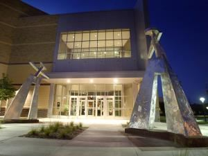 University of Wisconsin Fox Valley - Communication Arts Center