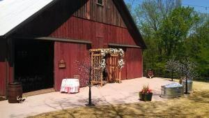 Vintage Horse Barn & Corral