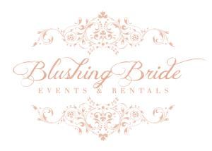 Blushing Bride Events & Rentals