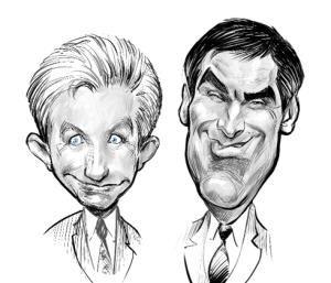 Toronto Caricatures