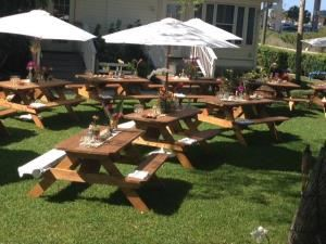 PRO-LINE WOOD PICNIC TABLE RENTALS & MORE