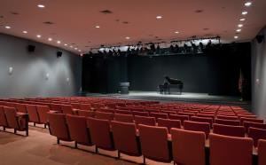 The Horvitz Auditorium
