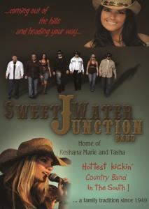 Sweet Water Junction Band - Asheville