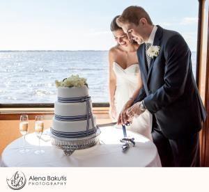 SOLARIS Yacht for Destin Fla Receptions