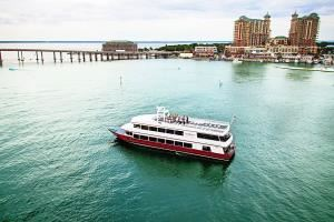 Destin Florida Yacht Weddings