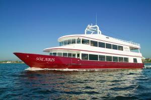 SunQuest Cruises SOLARIS Dining & Entertainment Yacht
