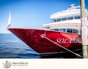 SunQuest Cruises SOLARIS Dining / Entertainment Yacht