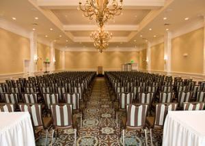 Grand Ballroom (and Atrium)