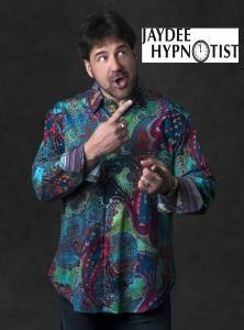 JayDee Hypnotist Corporate Comedy Stage Hypnosis Lac La Biche AB