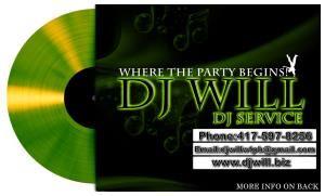 DJ Will (Dj Service)