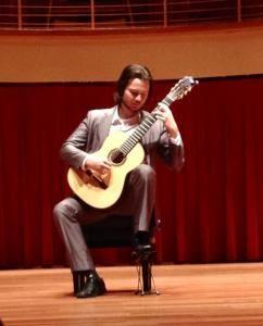 Jordan Taylor - Classical Guitar